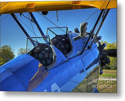 Lets Fly Metal Print by Fred Lassmann