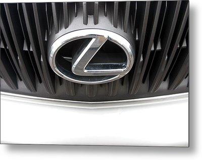 Lexus 15 Metal Print