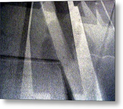 Metal Print featuring the photograph Light And Dark by Lola Connelly
