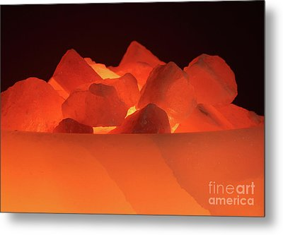 Metal Print featuring the photograph Light by Christine Amstutz