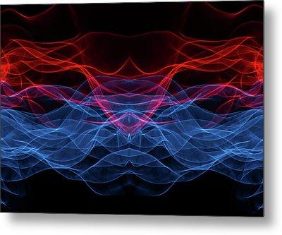 Light Motion Series 1 Metal Print by Nathan Larson