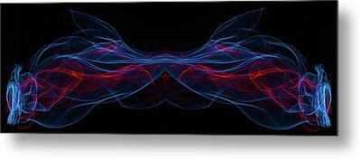 Light Motion Series 7 Metal Print by Nathan Larson