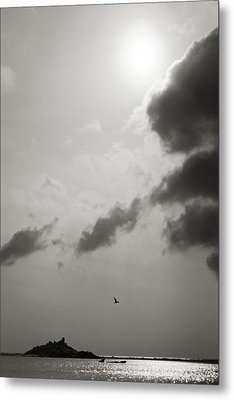 Light Of The Sky Metal Print by Konstantin Dikovsky