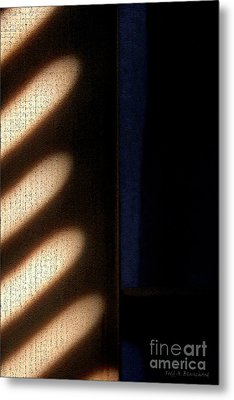 Light Rays Metal Print