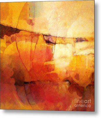 Lightbreak Metal Print by Lutz Baar