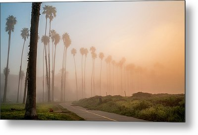Metal Print featuring the photograph Lighter Longer by Sean Foster