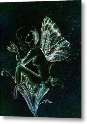 Lily Fay Metal Print