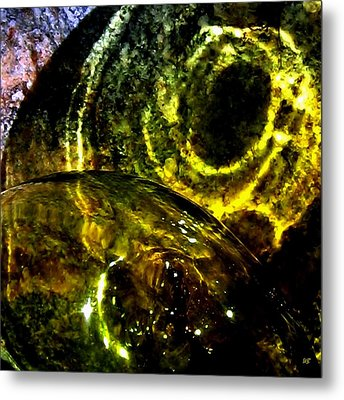 Limelight Metal Print by Will Borden
