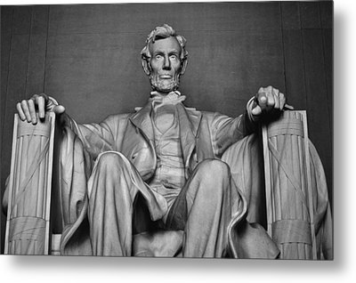 Lincoln Memorial Metal Print by Kyle Hanson