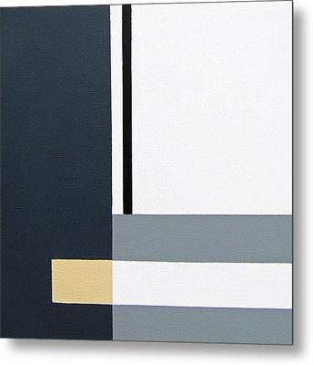 Linear 2 Metal Print by Slade Roberts