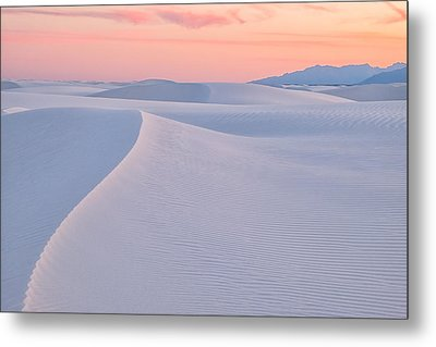 Metal Print featuring the photograph Lines In The Sand by Patricia Davidson