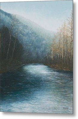 Little Buffalo River Metal Print