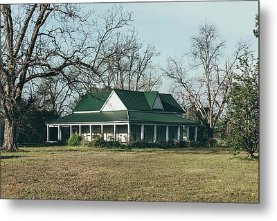 Metal Print featuring the photograph Little House On The Prairie by Kim Hojnacki