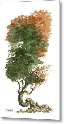 Little Tree 15 Metal Print by Sean Seal
