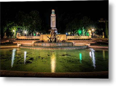 Metal Print featuring the photograph Littlefield Gateway by David Morefield