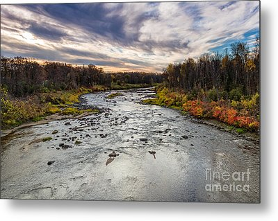 Littlefork River Metal Print