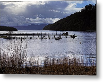 Metal Print featuring the photograph Loch Lomond by Jeremy Lavender Photography