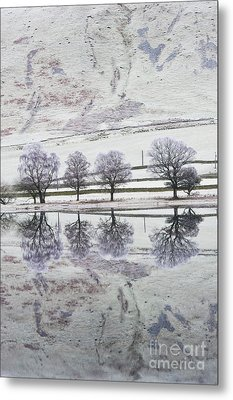 Loch Of The Lowes Metal Print