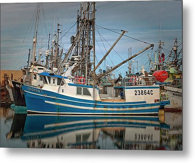 Metal Print featuring the photograph Lofoten 2 by Randy Hall