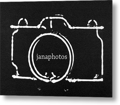 Metal Print featuring the digital art Logo by Jana Russon