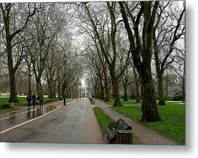 London Hyde Park Metal Print