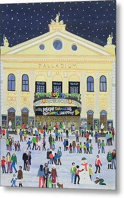 London Palladium   Joesph Metal Print
