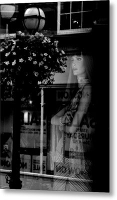 Lonely Lonely Metal Print by Jez C Self