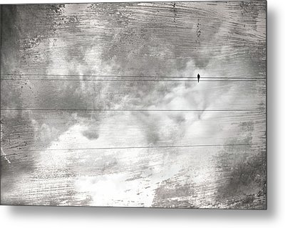 Lonesome Dove Metal Print
