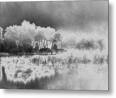 Metal Print featuring the photograph Long Ago Memory by Steven Huszar