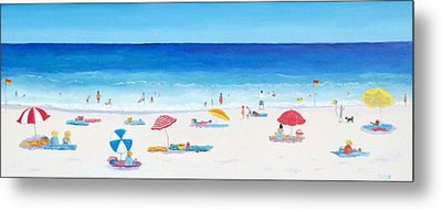 Long Hot Summer Metal Print