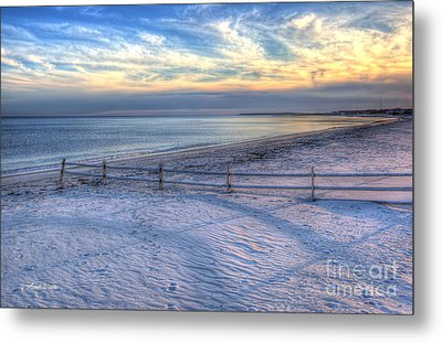 Metal Print featuring the photograph Long Shadows by Michelle Wiarda