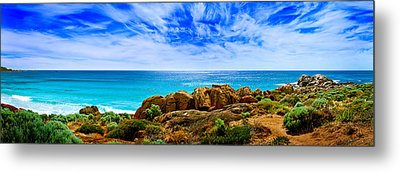 Look To The Horizon Metal Print by Az Jackson