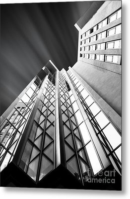 Looking Up Metal Print by Stefano Senise