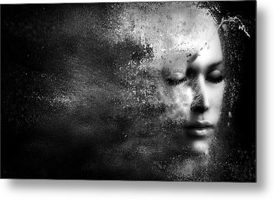 Losing Myself Metal Print by Jacky Gerritsen