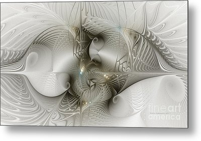 Lost In Space Metal Print
