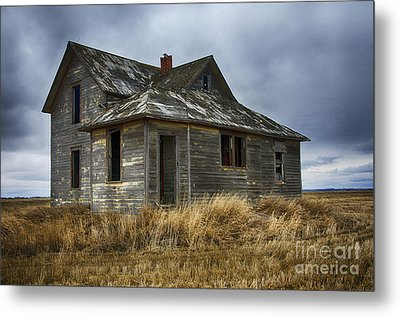 Lost In Time 5 Metal Print by Bob Christopher