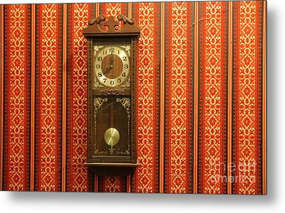 Metal Print featuring the photograph Lost In Time And Space by Stephen Mitchell
