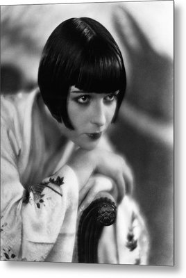 Louise Brooks, Ca. 1929 Metal Print