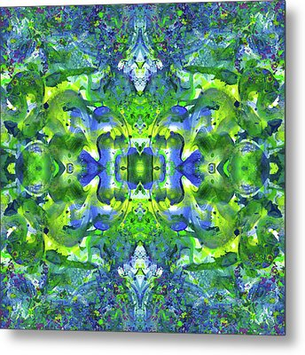 Love And Protect Our Living Gaia #1518 Metal Print