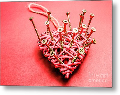 Love Loss And Letdown Metal Print by Jorgo Photography - Wall Art Gallery