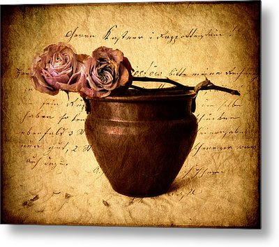 Love Notes Metal Print by Jessica Jenney