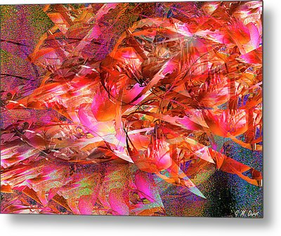 Loves Whirlwind Metal Print by Michael Durst
