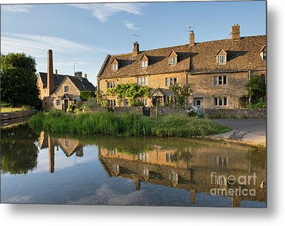 Lower Slaughter Metal Print by Tim Gainey