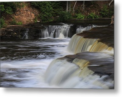 Lower Tahquamenon Summer Metal Print