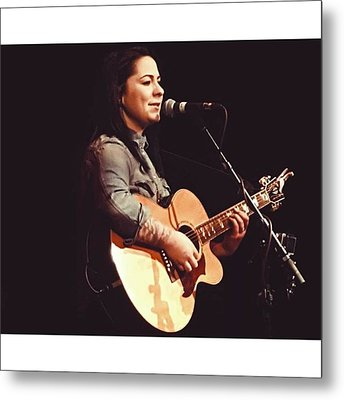 @lspraggan In @brighton The Other Metal Print by Natalie Anne