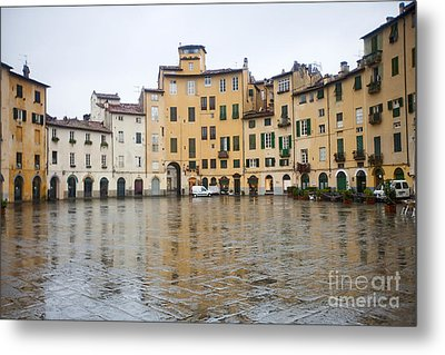 Lucca Metal Print by Andre Goncalves