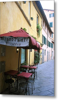 Lucca In Tuscany Metal Print by  K Scott Williamson