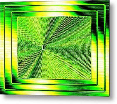 Luminous Energy 14 Metal Print by Will Borden