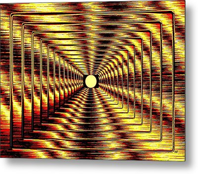Luminous Energy 2 Metal Print by Will Borden