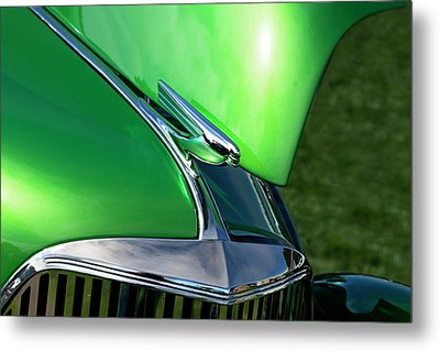 Luxurious Metal Print by Betty Depee